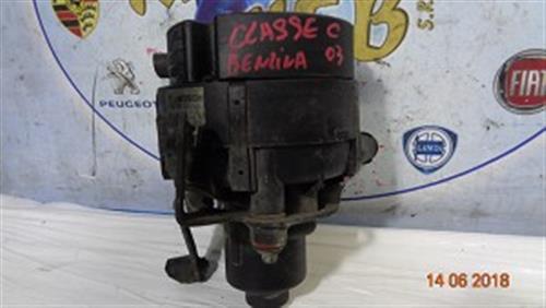 MERCEDES MECCANICA  MERCEDES CLASSE C '03 POMPA SECONDARIA  GAS DI SCARICO 0580000018