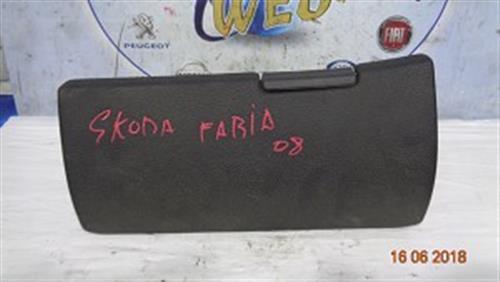 SKODA CARROZZERIA  SKODA FABIA '08 CASSETTO PORTA OGGETTI