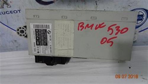 BMW ELETTRONICA  BMW 530 '05 CENTRALINA ACCENSIONE 5WKA7995