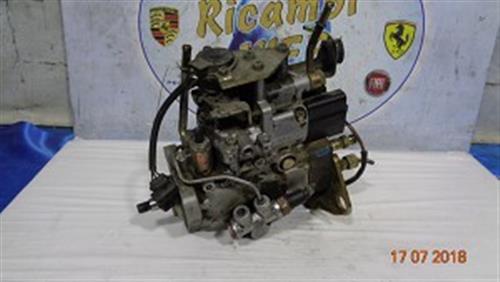 FIAT MECCANICA  FIAT PUNTO 1.7 TD POMPA INIEZIONE BOSCH 0460484113
