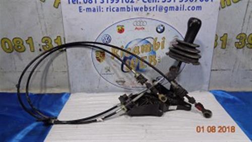 FORD MECCANICA  FORD FIESTA 1.2 16v '05 LEVA CAMBIO 5 MARCE 2S6R-7C453-MF