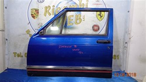 JEEP CARROZZERIA  JEEP CHEROKEE 3 PORTE '91 SPORTELLO SX BLU