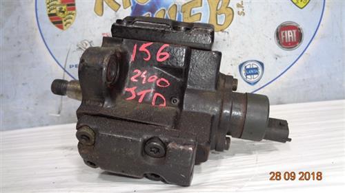 ALFA ROMEO MECCANICA  ALFA ROMEO 156 2.4 JTD POMPA COMMON RAIL BOSCH 0445010006