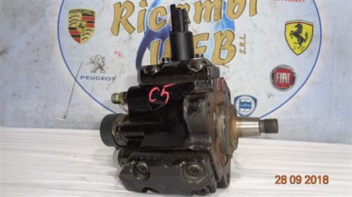 FIAT MECCANICA  FIAT/LANCIA/CITROEN 2.2 HDI POMPA COMMOR RAIL BOSCH 0445010021
