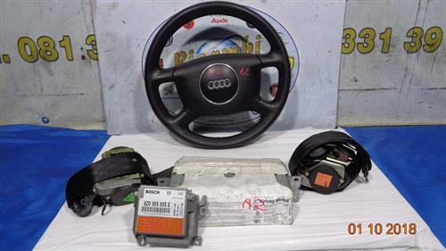 AUDI ELETTRONICA  AUDI A2 KIT AIRBAG COMPLETO