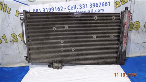 MERCEDES TERMICO CLIMA  MERCEDES CLASSE C '03 220 CDI RADIATORE A/C COMPLETO *