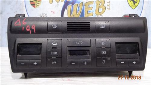 AUDI TERMICO CLIMA  AUDI A6 '99 TASTIERA A/C 4B0820043H