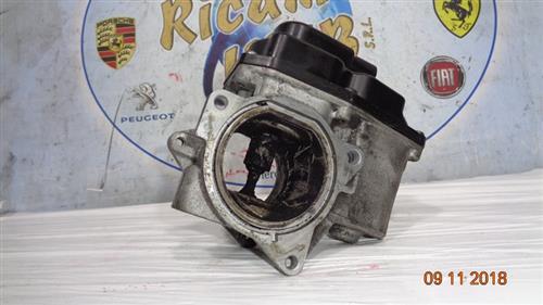 AUDI MECCANICA  AUDI A3- A4 - A6 - VOLKSWAGEN GOLF 2.0 D 140cv  VALVOLA EGR 036131501P
