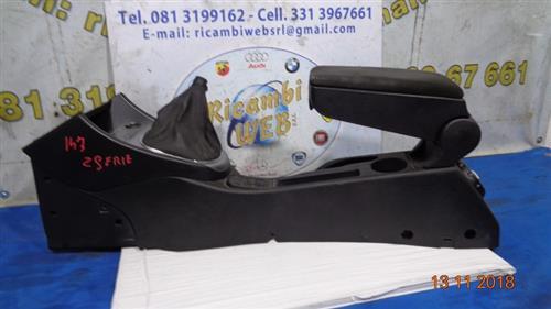 ALFA ROMEO CARROZZERIA  ALFA ROMEO 147 2 SERIE TUNNEL CENTRALE COMPLETO