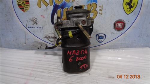 MAZDA MECCANICA  MAZDA 6 2.0 TDI FILTRO GASOLIO