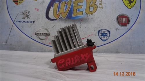 AUDI TERMICO CLIMA  AUDI TT / FORD GALAXY RESISTENZA STUFA 1J0907521