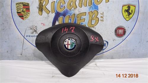 ALFA ROMEO ELETTRONICA  ALFA ROMEO 147 AIRBAG VOLANTE