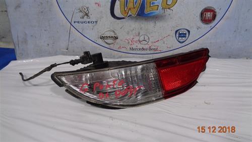 FIAT CARROZZERIA  FIAT GRANDE PUNTO RETRONEBBIA DX (NEL PARAURTI)