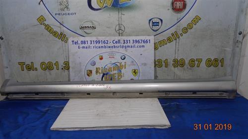 MERCEDES CARROZZERIA  MERCEDES CLASSE A '06 MINIGONNA SX GRIGIO CHIARO