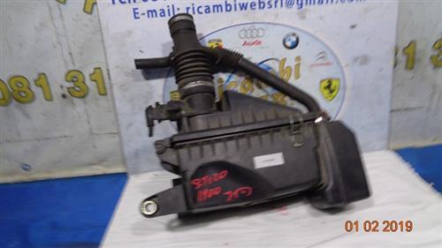FIAT MECCANICA  FIAT STILO 1.9 JTD FILTRO ARIA COMPLETO DI DEBIMETRO