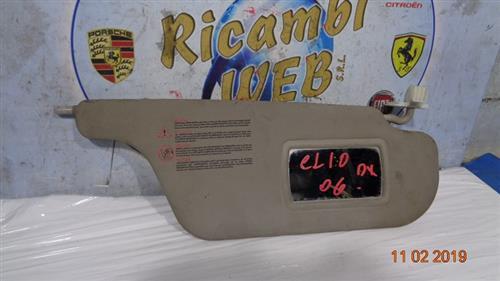 RENAULT CARROZZERIA  RENAULT CLIO '06 ALETTA PARASOLE DX