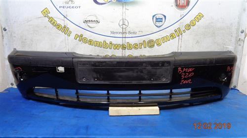 BMW CARROZZERIA  BMW 320 '02 PARAURTI ANTERIORE NERO     (LEGG. BOZZATO)
