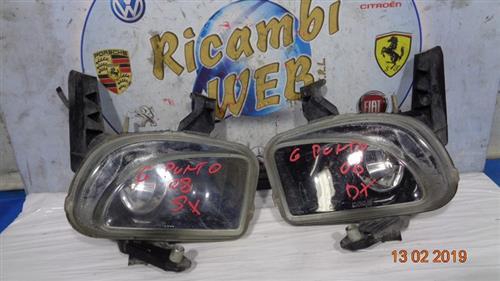 FIAT CARROZZERIA  FIAT GRANDE PUNTO '08 FENDINEBBIA ANTERIORE DX/SX *