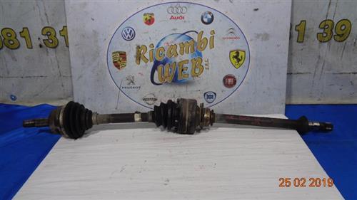 FIAT MECCANICA  FIAT PUNTO 1.9 JTD SEMIASSE DX