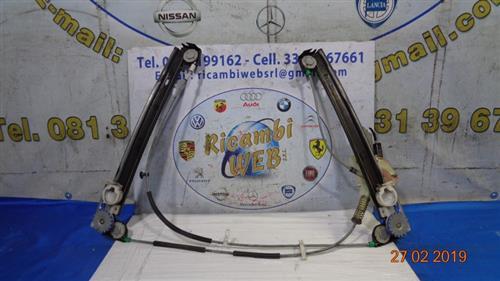 MINI CARROZZERIA  MINI COOPER '06 CREMAGLIERA SX COMPLETA (SPINOTTO BLU)