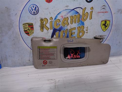 FIAT CARROZZERIA  FIAT BRAVO '08 ALETTA PARASOLE DX