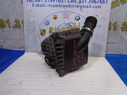 FIAT TERMICO CLIMA  FIAT MULTIPLA 1.6 B-POWER '07 SCATOLA FILTRO