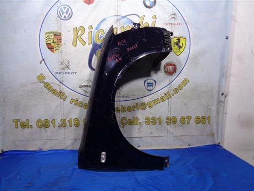 AUDI CARROZZERIA  AUDI A4 '03 PARAFANGO DX BLU (LEGG.GRAFF)