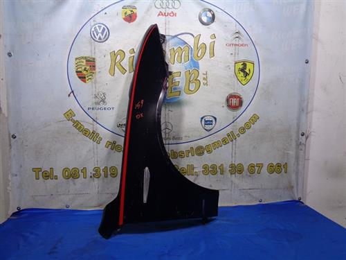 ALFA ROMEO CARROZZERIA  ALFA ROMEO 159 PARAFANGO DX BLU (LEGG.BOZZATO)