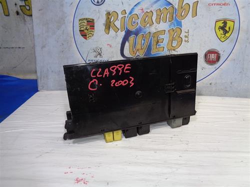 MERCEDES ELETTRONICA  MERCEDES CLASSE C '03 MODULO DI CONTROLLO 2095450101