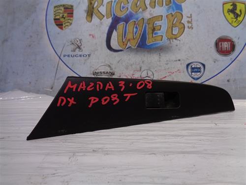 MAZDA ELETTRONICA  MAZDA 3 '08 PULSANTIERA POSTERIORE DX