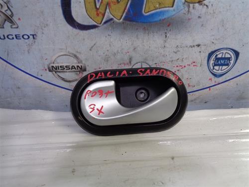 DACIA CARROZZERIA  DACIA SANDERO '07 MANIGLIA INTERNA POSTERIORE SX