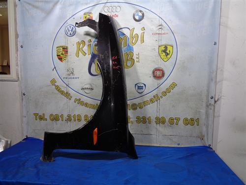 ALFA ROMEO CARROZZERIA  ALFA ROMEO 156 1°SERIE PARAFANGO SX NERO (GRAFFIATO)