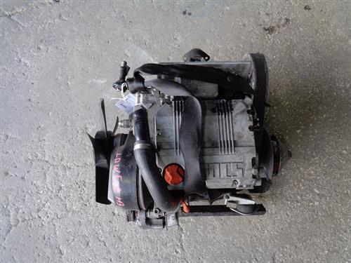 MECCANICA  MINICAR MOTORE LOMBARDINI LDW502M3
