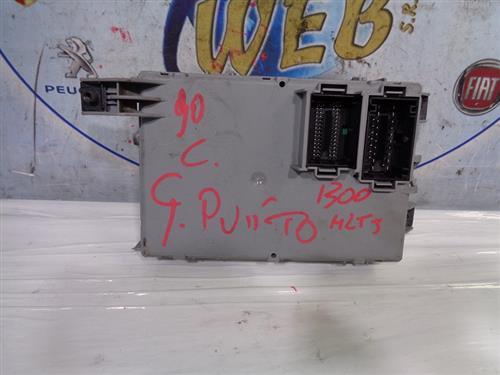 FIAT ELETTRONICA  FIAT GRANDE PUNTO 1.3 MLTJ 90cv BODY COMPUTER 00518690940