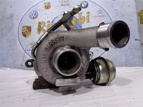 ALFA ROMEO MECCANICA  ALFA ROMEO 156/147 FIAT BRAVO 1.9 JTD 150cv  TURBINA GARRET 55214063 *