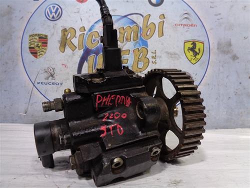 LANCIA MECCANICA  LANCIA PHEDRA/FIAT ULYSSE 2.2 JTD POMPA COMMON RAIL BOSCH 0445010021
