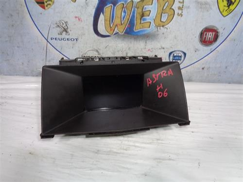 OPEL ELETTRONICA  OPEL ASTRA H '06 DISPLAY CENTRALE 1024870-00