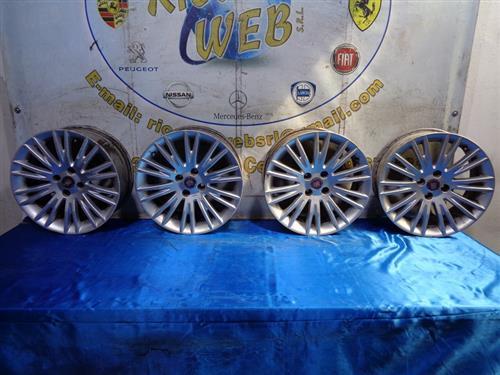 FIAT ACCESSORI  FIAT CROMA '08 CERCHI IN LEGA R16 POLLICI 7