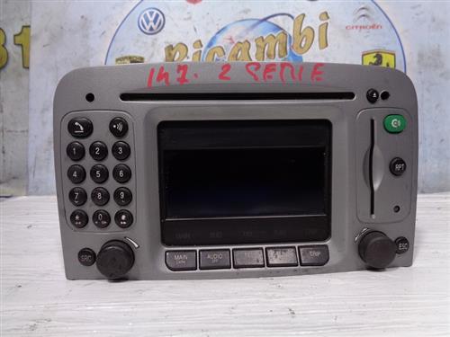 ALFA ROMEO ELETTRONICA  ALFA ROMEO 147 2°SERIE AUTORADIO CD CON NAVIGATORE (SENZA CODICE)