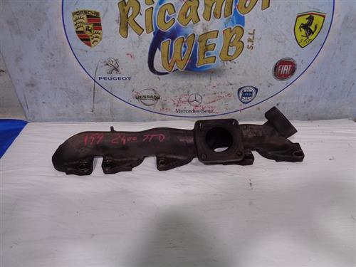 ALFA ROMEO MECCANICA  ALFA ROMEO 159 2.4 JTDM COLLETTORE DI SCARICO 55202994