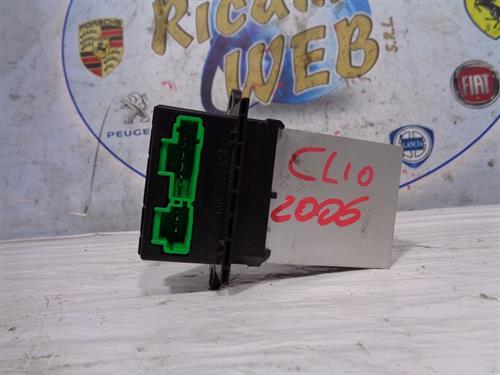 RENAULT TERMICO CLIMA  RENAULT CLIO '06 RESISTENZA STUFA