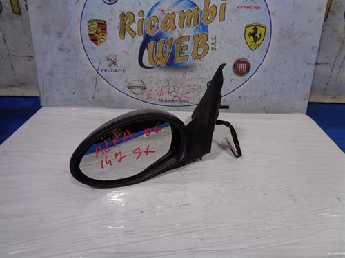 ALFA ROMEO CARROZZERIA  ALFA ROMEO 147 '06 SPECCHIETTO SX ELETTRICO GRIGIO SCURO