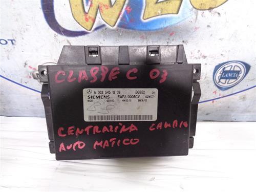 MERCEDES ELETTRONICA  MERCEDES CLASSE C '03 CENTRALINA CAMBIO AUTOMATICO A0325451232