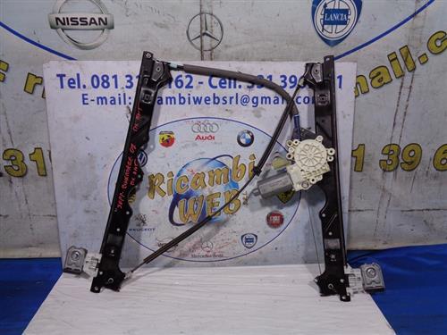JEEP CARROZZERIA  JEEP CHEROKEE '07 CREMAGLIERA ANTERIORE DX COMPLETA
