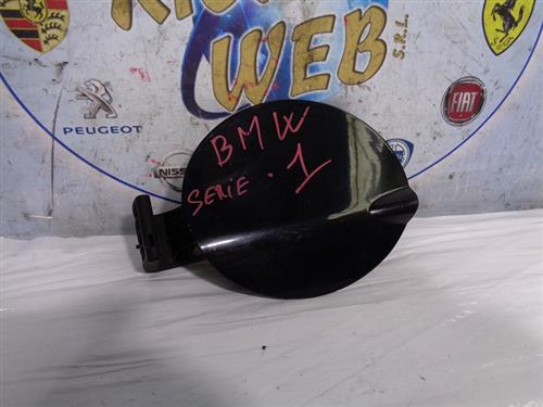 BMW CARROZZERIA  BMW SERIE 1 '05 SPORTELLO CARBURANTE NERO
