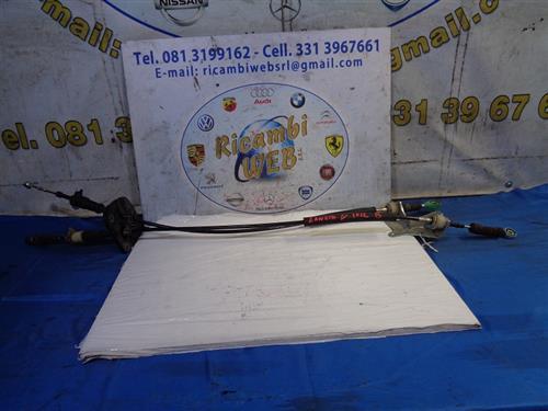 LANCIA MECCANICA  LANCIA Y 1.2 B '12 CORDE LEVA CAMBIO 55242811 55241315