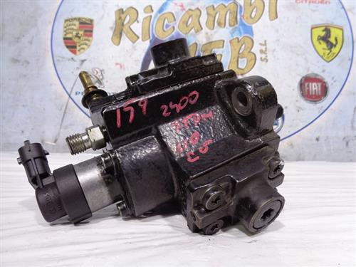 ALFA ROMEO MECCANICA  ALFA ROMEO 159 2.4 JTDM 210cv POMPA COMMON RAIL BOSCH 0445010166-AC