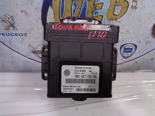 VOLKSWAGEN ELETTRONICA  VOLKSWAGEN TOUAREG V10 '04 CENTRALINA CAMBIO AUTOMATICO 09D927750BH