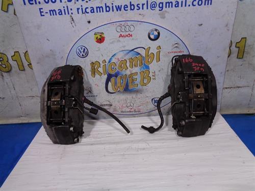 ALFA ROMEO MECCANICA  ALFA ROMEO 166 2.4 JTD PINZA FRENI (BREMBO) DX -SX
