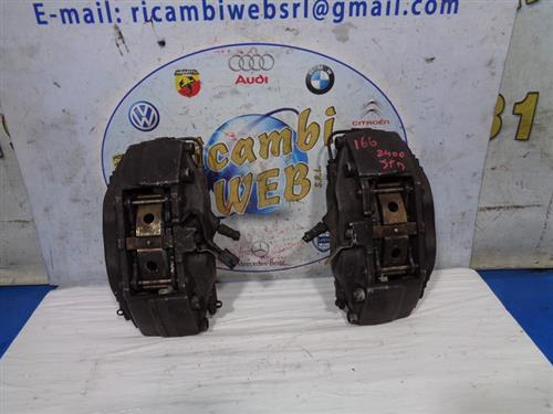 ALFA ROMEO MECCANICA  ALFA ROMEO 166 2.4 JTD PINZA FRENI DX - SX